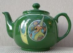 "Going ""Flying Teapot"" Earthenware"