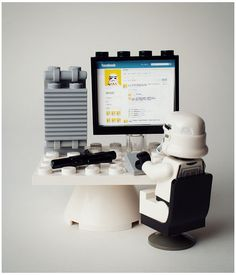 Lego - Star Wars - Facebook