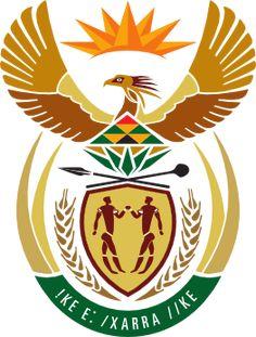 Brasão de armas da África do Sul
