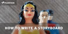 How to Write a Storyboard The Advertising Bible
