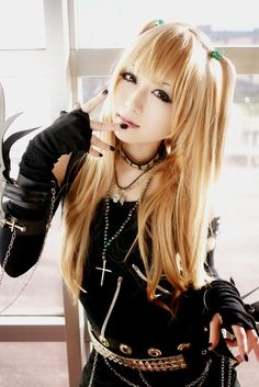 Misa Amane - Death Note cosplay