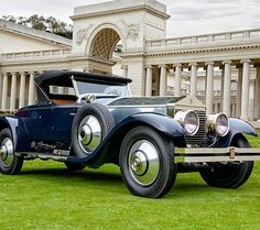 1925 Rolls Royce Silver Ghost ... | The Classic Car Feed - Classic and antique cars | doyoulikevintage December 2014