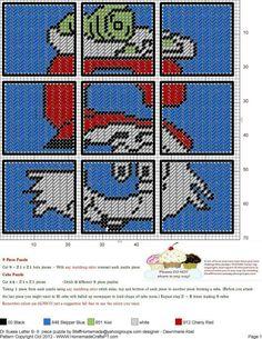 Dr. Seuss Letter S  9 Piece Puzzle