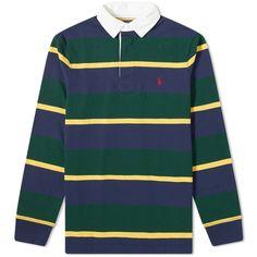 Tokyo Laundry Men/'s Bakersfield Striped Polo Shirt Stripy Retro Vintage T-Shirt