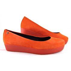 Vagabond  Edie Low Wedge Ballerina Shoe