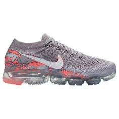 ba9071b4a261 Flyknit construction on the Nike Air VaporMax for zonal stretching and  support. Revolutionary VaporMax Air