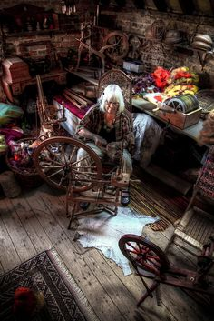 Mum has entered the building by stocks photography. Many photos of the ultimate fiber lair.