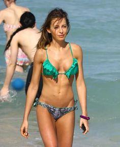 Alessia Tedeschi in Bikini #celebrity #bikini #beach #sexy #swimwear