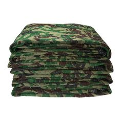 Camo Moving Blankets 65lbs/doz (4 Pack)