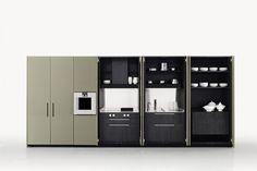 Angolo Cottura A Scomparsa : Arredamento per angolo cottura a scomparsa design kitchen