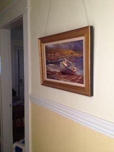 Hallway Joseph Crilley painting