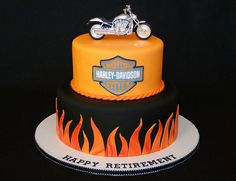 From all the cakes, pastries, and what have you not in the shape of a motorcycle or the manufacturer's logo, Harley wins hands down.