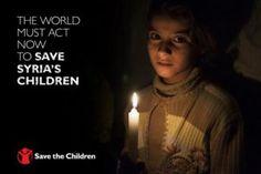 Save the Children UK ha distribuito, in questi giorni, un controverso video sulla situazione dei bambini siriani