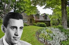 Authorial Abodes: Hole Up in J.D. Salinger's Former Home for $679K - http://www.interiordesign2014.com/decorating-ideas/authorial-abodes-hole-up-in-j-d-salingers-former-home-for-679k/