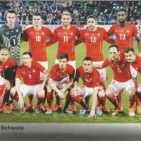 Fussball WM 2014 Brasilien: Gruppe E: Schweiz – Ecuador 2:1 | ♣ Needful Things London ♣
