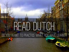 """""""Read Dutch Magazine"""" from Dutch Magazine -- an easy to read magazine that is perfect for all Dutch language levels. Dutch Language, Language Study, European Languages, Foreign Languages, Language Learning Software, Grammar Help, Free Presentation Software, Learn Dutch, Read Magazines"""