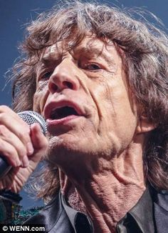 A rock god? No, a silly old phoney! As Jagger turns 70, still basking in…