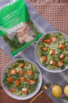 All it takes is some crispy fried chicken to turn your Classic Caesar Salad Kit into the main dish. by Target Homemade Chicken Salads, Chicken Pasta Recipes, Healthy Dishes, Healthy Eating, Healthy Recipes, Chicken Caesar Salad, Supper Recipes, Fried Chicken, Food Hacks