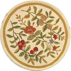 Safavieh Hand-hooked Garden Rug