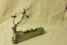 How To Preserve Flowers, Wine Rack, Concrete, Bamboo, Woodworking, Bird, Crafts, Garden, Home Decor