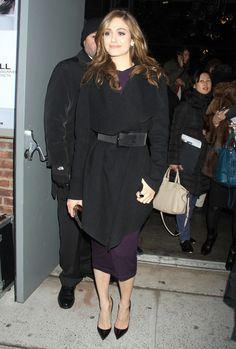Emmy Rossum Clothes