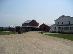 McBookwords - Blog: Visiting the Amish - in Delhi, IA area