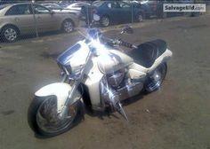 2007 SUZUKI VZR1800 VIN:JS1VY53A272105857  www.salvagebid.com