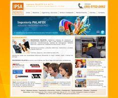 IPSA Ingeniería Palafox S.A. de C.V.  www.ingenieriapalafox.com
