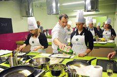 Sympossio shared the Greek culinary experience @ Milano Italy!
