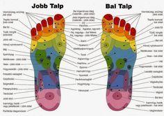 A kézben - a talpon... benne van az egész ember - Térkép az egészségünkhöz - Reflexzónák - Aura - Csakrák - Csokrok