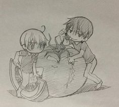 Tomatoes to the Next Level- Takano x Ritsu