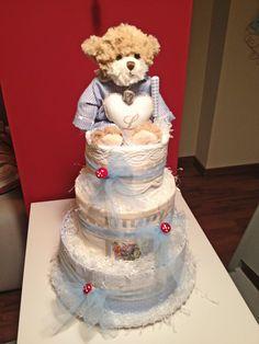 Maggie Diaper Cakes