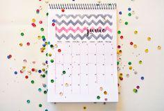 Regalando calendarios craft de 2016 (Mi Papel Preferido, por Scrapamundi)
