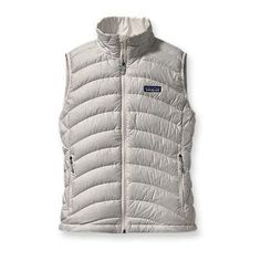 Patagonia Women's Down Sweater Vest - maybe if there was a deal??? -- i love the white but an nervous about stains....black is my next choice but don't like as much.