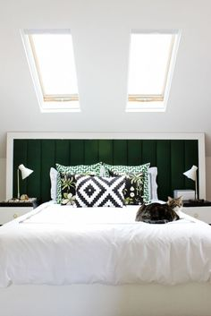 Modern Bedroom Ideas by Claire Wilson