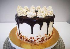 (5) Karamell torta   Bababo receptje - Cookpad receptek Cake, Desserts, Food, Caramel, Pie Cake, Tailgate Desserts, Pastel, Meal, Cakes