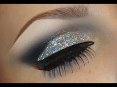 ▶ Modern Futuristic 60s make-up with a twist tutorial + Few announcements / Spring Summer 2013 trends - YouTube