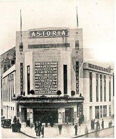 A thumbnail of the Astoria Theatre, Finsbury Park London History, Local History, British History, British Rock, Vintage London, Old London, Finsbury Park, Bethnal Green, North London