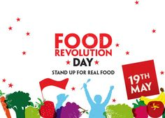 Stand up for real food!