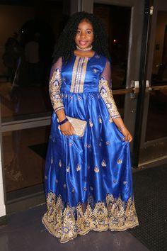 Bal bleu/robe de bal robe/Tulle robe de bal/A-ligne prom
