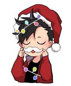 Je veux CE père Noël!! HQ Haikyuu Kuroo