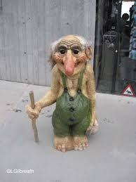 Afbeeldingsresultaat voor Happy Trolls in wood carvings
