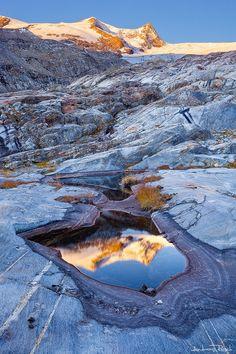 Schlatenkees, East Tyrol, Austria, Nature, Landscape