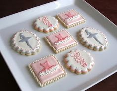 More Sugar Bliss Cookies! These are my very favorite on the whole site.