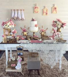 Baking Party, Wedding Decorations, Table Decorations, Open House, Marriage, Baby Shower, Instagram, Home Decor, Lingerie
