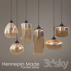 Hennepin Made Parallel Series Lighting