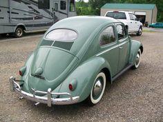 Resultado de imagen para colores originales del volkswagen oval 1954