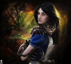 alice in wonderland dark - Google Search