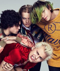 Discovery: SWMRS - Page - Interview Magazine