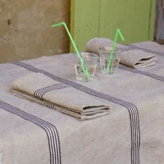 table linens… their proper care and feeding | inspired habitat